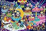 300ピース ジグソーパズル PEANUTS スヌーピー イルミネーション 【光るパズル】(26x38cm)