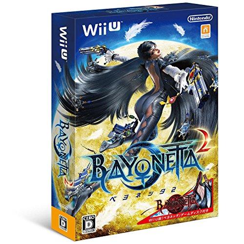 ベヨネッタ2 (Wii U版「ベヨネッタ」のゲームディスク同梱)の詳細を見る