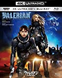 【Amazon.co.jp限定】ヴァレリアン 千の惑星の救世主 [4K ULTRA HD+Blu-ray](組立式アウターケース付)