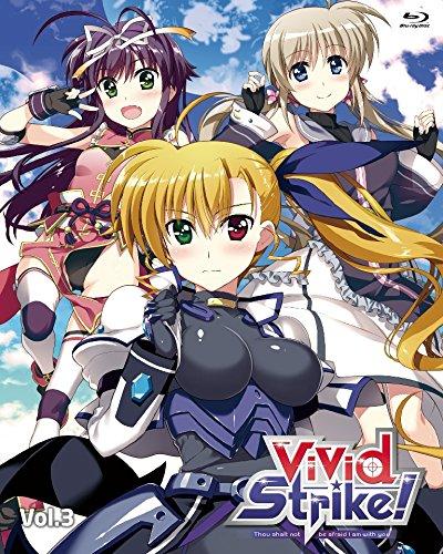 ViVid Strike! Vol.3[Blu-ray/ブルーレイ]