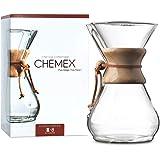 Chemex 8-cupクラシックシリーズコーヒーメーカーガラスでChemex