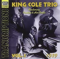 Transcriptions 3 by King Cole Trio (2006-08-01)