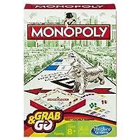 Monopoly Grab and Go Game [並行輸入品]