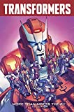 Transformers: More Than Meets The Eye Volume 8