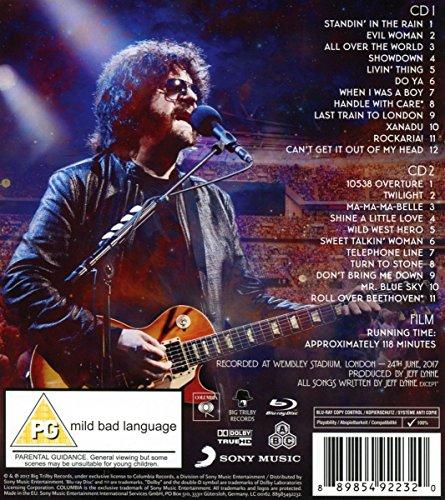 Jeff Lynne's ELO - Wembley Or Bust [2CD+Blu-ray]