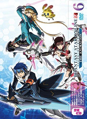 【Amazon.co.jp限定】ファンタシースターオンライン2 ジ アニメーション 6 DVD初回限定版(全巻購入特典:「オリジナルB2タペストリー」引換シリアルコード付)