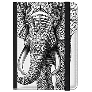 【Kindle(第7世代), Kindle Paperwhite カバー】  caseable by Bioworkz ゾウ