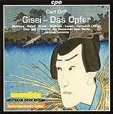 カール・オルフ:歌劇「犠牲」Op.20