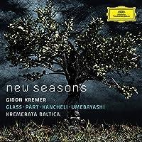 New Seasons (Glass; Part; Kancheli; Umebayashi) by Gidon Kremer (2015-07-28)
