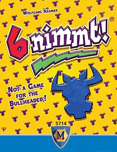 ニムト (6 Nimmt!) カードゲーム