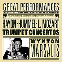 Haydn, Hummel, L. Mozart: Trumpet Concertos (2005-10-18)