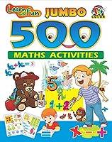 JUMBO 500 MATHS ACTIVITIES [Paperback]