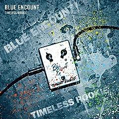 BLUE ENCOUNT「ロストジンクス」のCDジャケット