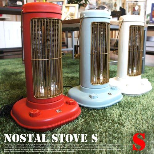 カーボンファンヒーター Nostal Stove S BRUNO BOE003 全3色 BOE003RD