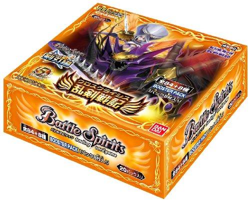 バトルスピリッツ 剣刃編 第2弾 【乱剣戦記】 ブースターパック [BS20] (BOX)