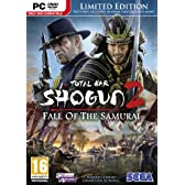 Total War: Shogun 2 Fall of the Samurai - Limited Edition (PC DVD) (輸入版 UK)