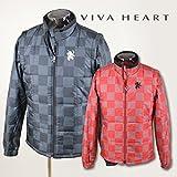 (ビバハート) VIVA HEART メンズ ブルゾン 011-59110 L(50) 19(黒)