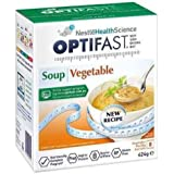 Optifast VLCD Soup Mixed Vegetable 53g 8 Pack