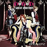 D×D×D/GREAT AMBITIOUS (通常盤)