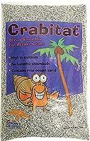 Caribsea SCS00603 Crabitat Hermit Crab Sand, 2.2-Pound, Black by Carib Sea