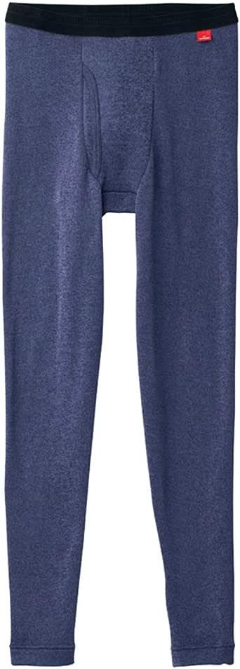 [グンゼ] ズボン下 ホットマジック 凄く暖か 裏起毛 ストレッチ 前あき MH0701 メンズ