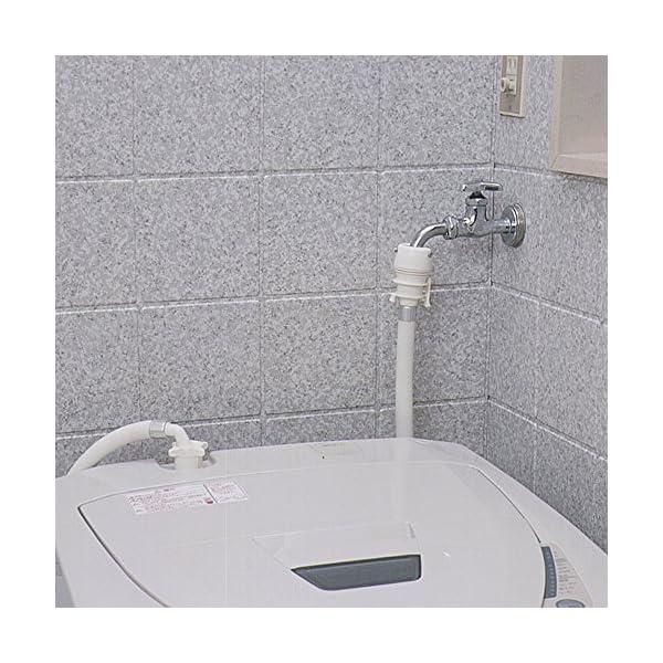 タカギ(takagi) 全自動洗濯機用蛇口ニッ...の紹介画像3