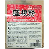 創健社 特別栽培蓮根100%使用 蓮根粉 100g