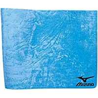 MIZUNO(ミズノ) スイムタオル 大(44×68cm) 高吸水 セームタオル プール 水泳