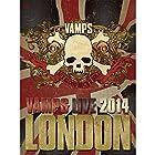 VAMPS LIVE 2014:LONDON (通常盤A)(デジパック仕様) [DVD](在庫あり。)