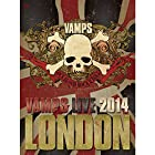 VAMPS LIVE 2014:LONDON (通常盤A)(デジパック仕様) [DVD]()