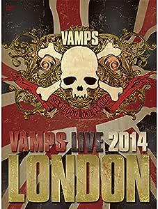 VAMPS LIVE 2014:LONDON (通常盤A)(デジパック仕様) [DVD]