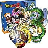 Dragon Ball Z 2 Sided Die cut Jigsaw Puzzle (600 Piece)