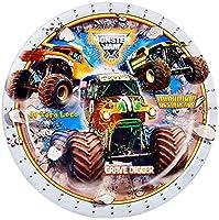 Monster Jam 3d Dinner Plates ( 48)