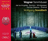 Wagner: Tannhauser (Bayreuther Festspiele Live 1961)