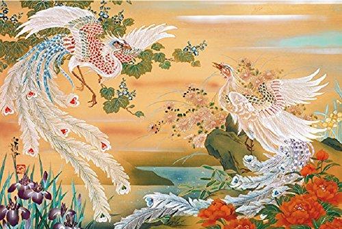 1000ピース ジグソーパズル 白鳳の苑(50x75cm)