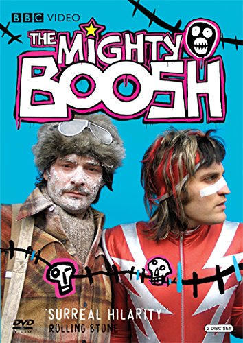 The Mighty Boosh - Series 1