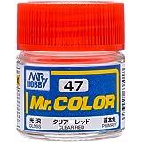 Mr.カラー C47 クリアー レッド
