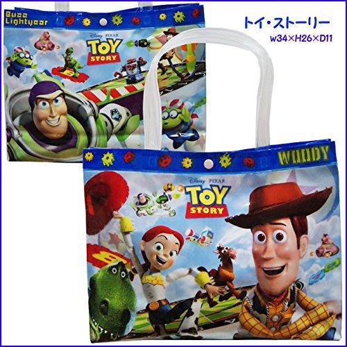 Disney ディズニー トイストーリー プールバッグ ビニールバッグ キッズ 子供用/タカラトミーアーツ