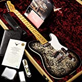 Fender Custom Shop/Limited Edition Roasted Pine Double Esquire Custom Journeyman Relic Aged Black Paisley