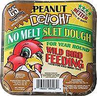 C. & S. Prod.12507Wild Bird Suet Dough-PEANUT DELIGHT SUET (並行輸入品)