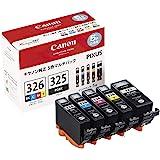 Canon インクタンクBCI-326 (BK/C/M/Y) + BCI-325 マルチパック BCI-326+325…