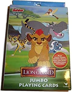 Disney 『ライオン ガード』のジャンボトランプ
