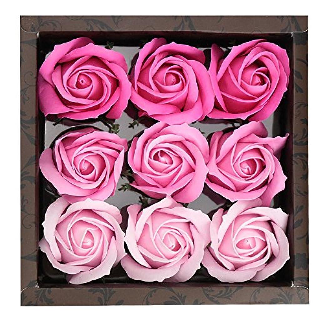 ワイド実用的用量(キステ)Kisste 入浴剤 フラワーフレグランス*ROSE*~石鹸の香り~ 5-3-01962
