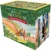 The Magic Tree House Library: Books 1-28