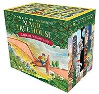 The Magic Tree House Library: Books 1-28 (Magic Tree House (R))