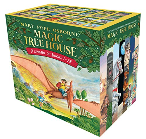 The Magic Tree House Library: Books 1-28 (Magic Tree House (R))の詳細を見る