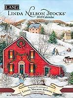 The LANG Companies Linda Nelson Stocks 2019 Monthly Pocket Planner (19991003179) [並行輸入品]