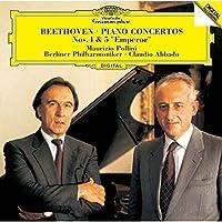 ベートーヴェン:ピアノ協奏曲第4番&第5番「皇帝」