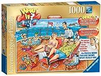 1000ピース ジグソーパズル WHAT IF? No.1 The Lottery (70 x 50 cm)