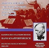 J Strauss: Waltzes